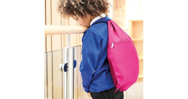 KEEP CALM AND PLAY RUGBY BACK PACK PERFECT FOR SCHOOL BAGBASE BAG BACKPACK