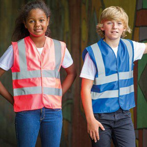 Kids High-Visibility Clothing