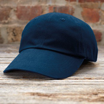 Contrast Low Profile Twill Cap