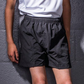 Kids Lined Sport Shorts
