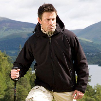 Zorax Z-Tech Soft Shell Jacket