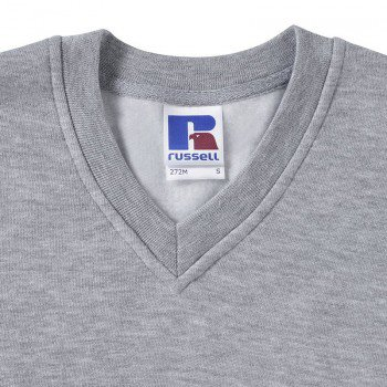Adults V-Neck Sweatshirt