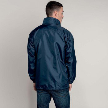Unlined Windbreaker