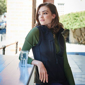 Womens Flux Softshell Bodywarmer