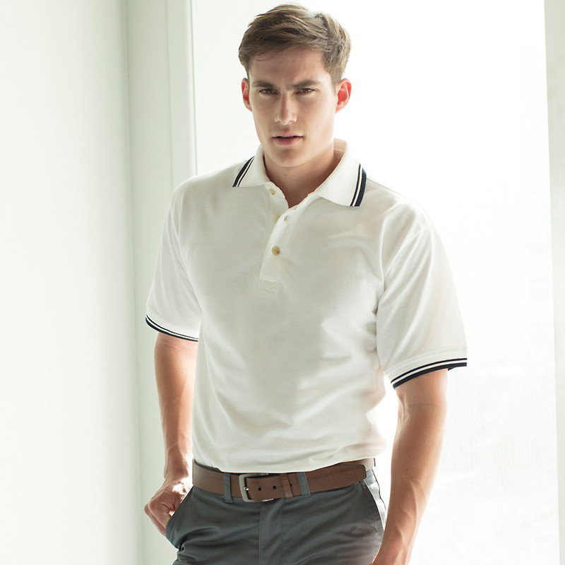 Double Tipped Polo Shirt