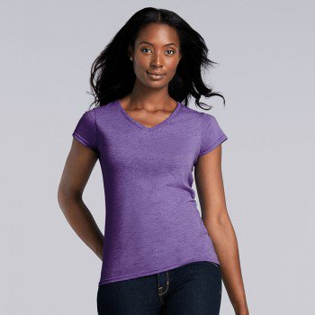 Softstyle Ladies V-Neck T-Shirt
