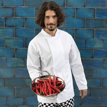 Coolmax Long Sleeve Chefs Jacket