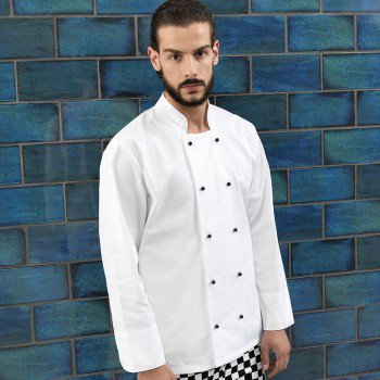 Cuisine Long Sleeve Chefs Jacket
