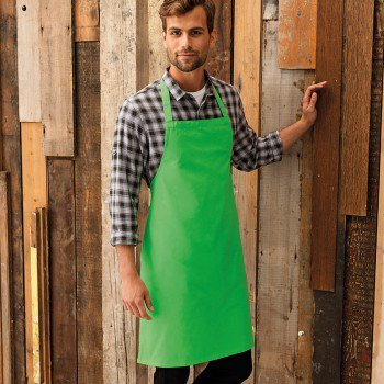 DTG Cotton Bib Apron