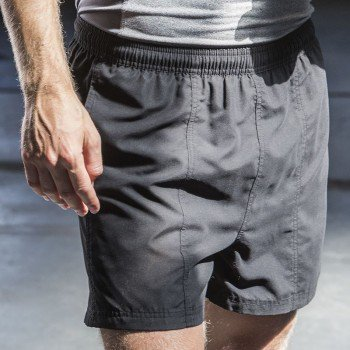 Mens Lined Sport Shorts