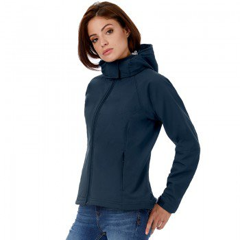 Hooded Softshell /Women