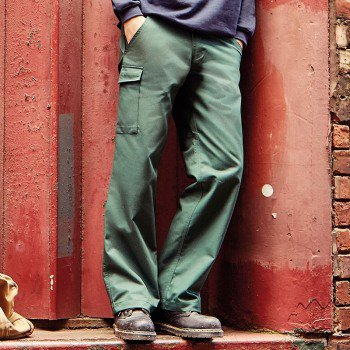 Adults Polycotton Twill Trousers